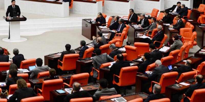Meclis'te şehit tartışması