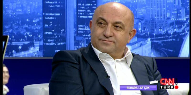 """Sinan Engin: """"Ahmet Çakar bir numaradır"""""""