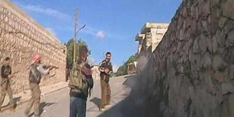 Suriye'den yine infaz görüntüsü
