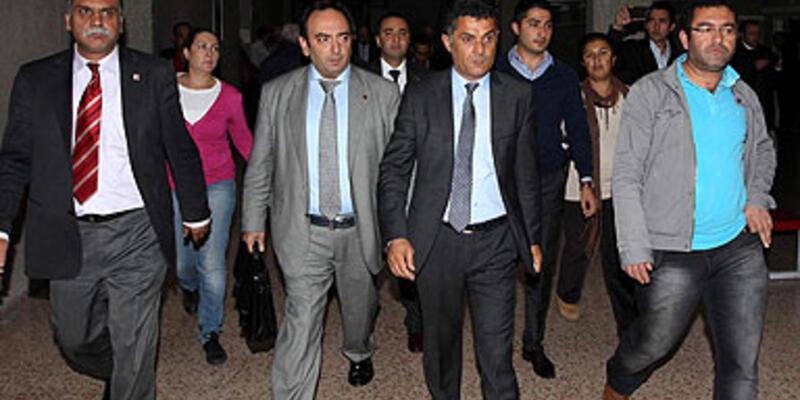 Adnan Keskin'in koruması serbest bırakıldı