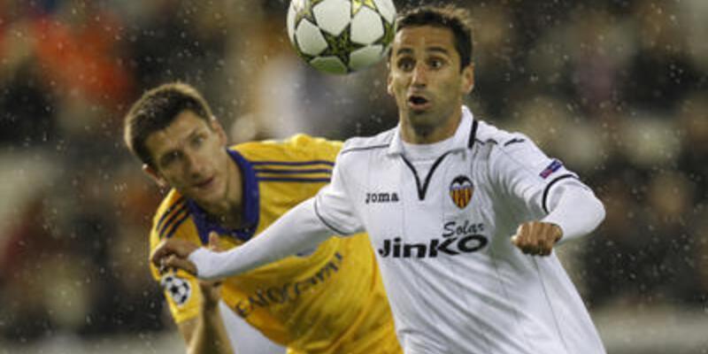 Valencia'dan BATE'ye 4'lük tarife
