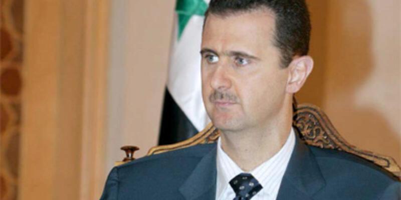 Esad ateşkes ilan etti