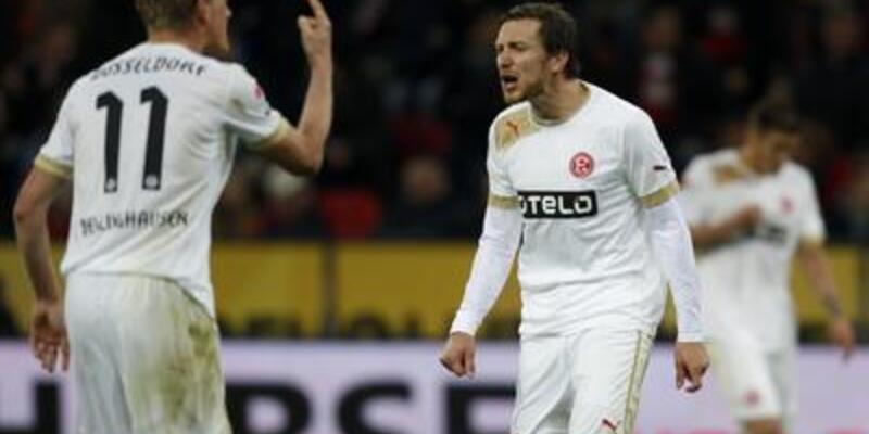 Leverkusen 3 puana alıştı