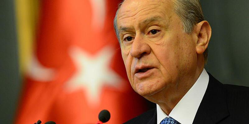 Bahçeli: Gerginliğin nedeni CHP ve AK Parti'dir