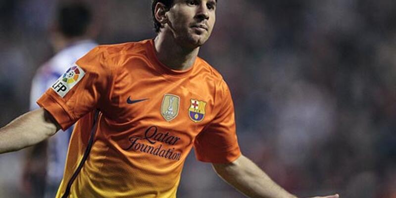 Lionel Messi baba oldu