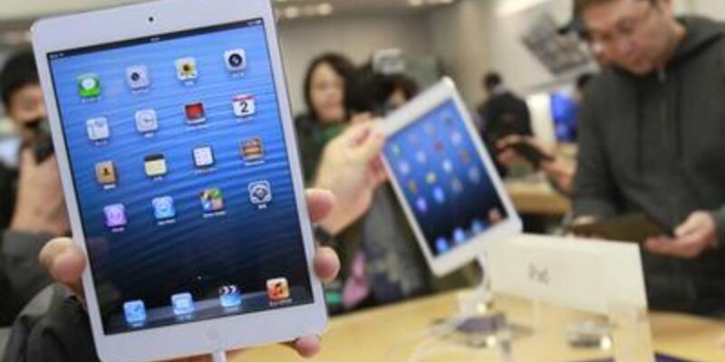 iPad Mini'ye ilgi az