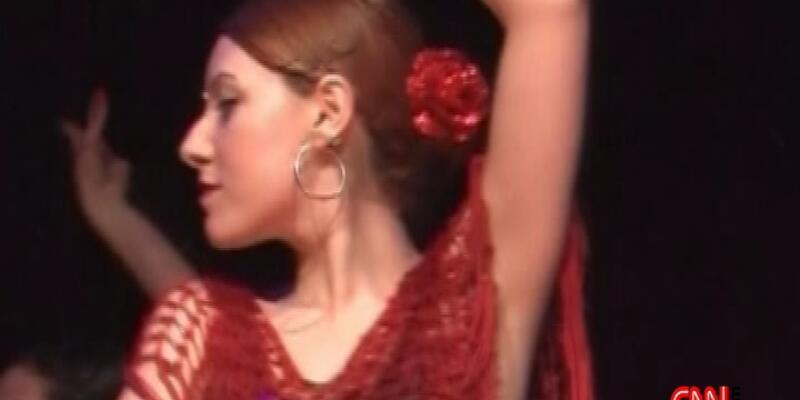 Başkentte flamenko rüzgarı esecek