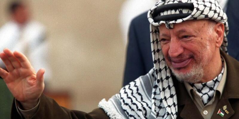 Arafat'ın mezarı açılıyor