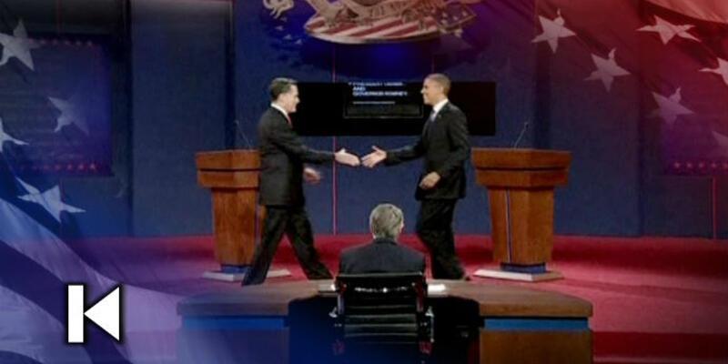 Amerikan seçimi tartışmalarına, siz de katılın!