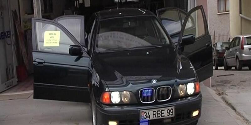 Bülent Ecevit'in sivil makam aracı satılığa çıktı