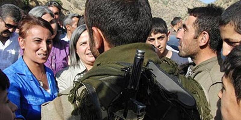 """BDP'liler için """"kucaklaşma"""" fezlekesi hazırlandı"""