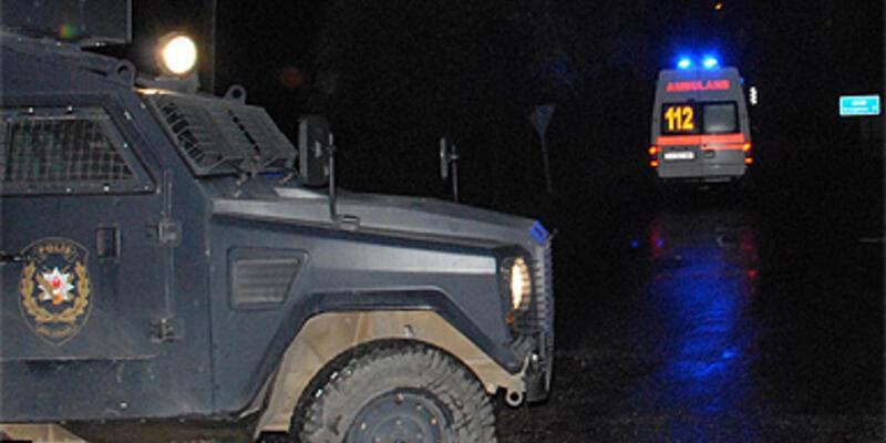 Mayın sivil aracı vurdu: 2 ölü