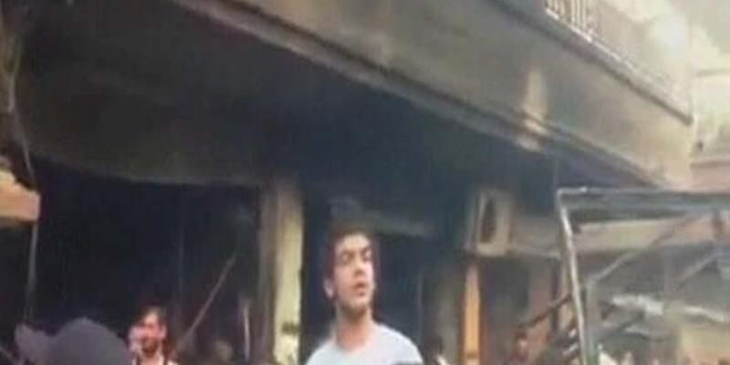 Şam'da yine bombalı saldırı: 10 ölü