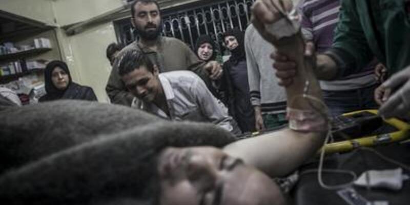 """Suriye'de ateşkes """"sözde"""" kaldı"""