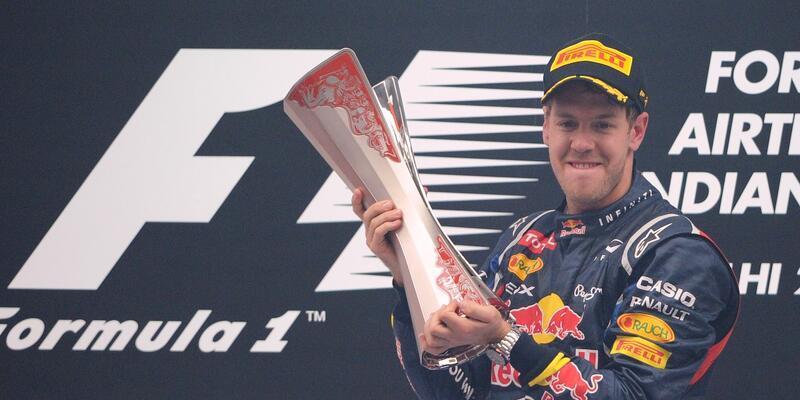 Hindistan'da Vettel rüzgarı