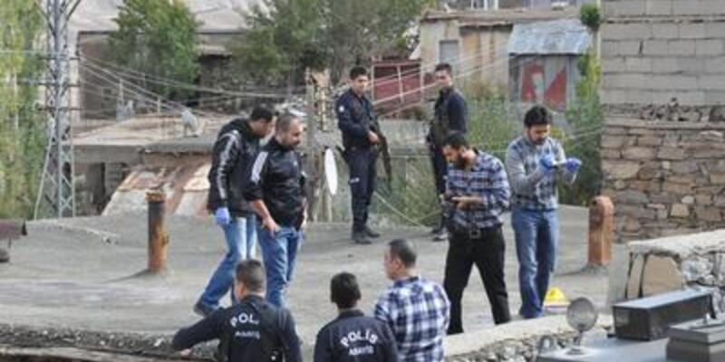 Hakkari'de patlama: 1 çocuk yaralı!