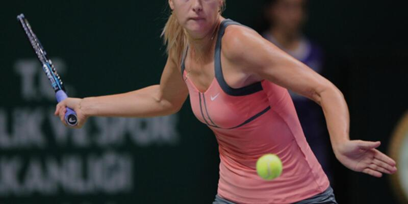 Williams'ın rakibi Sharapova