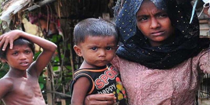 Myanmar'da 22 binden fazla kişi evinden oldu