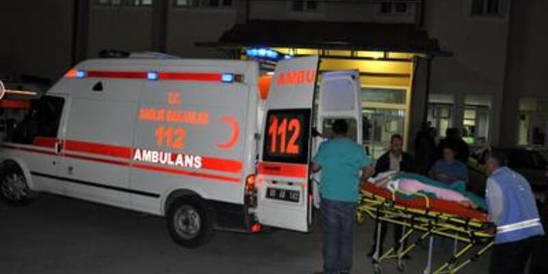 Sivas'ta kavga: 9 yaralı