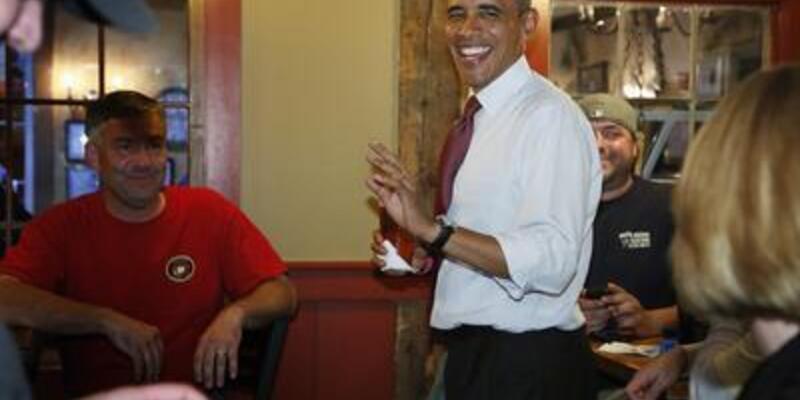 Obama kasırga nedeniyle programlarını iptal etti
