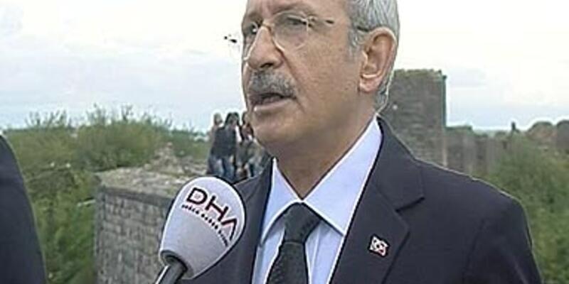 Kılıçdaroğlu'ndan çok özel açıklamalar