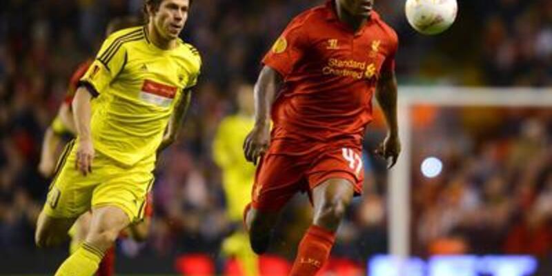 Liverpool'dan tek kurşun