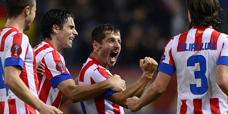 Emre Atletico formasıyla ilk golünü attı