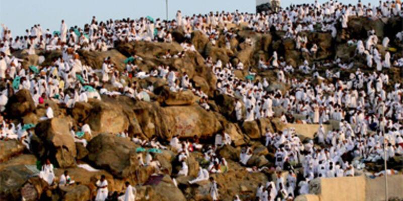 90 bin Türk kutsal topraklarda