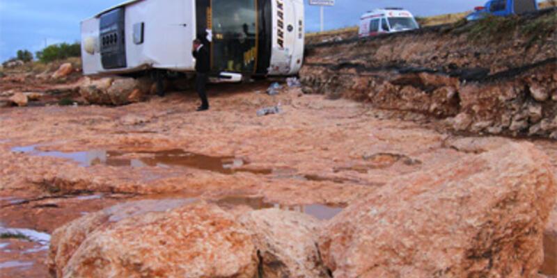 Gaziantep'te sel: 3 ölü