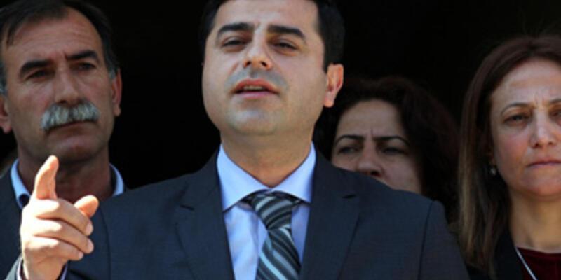 Ergin'in açıklamalarına BDP'den cevap