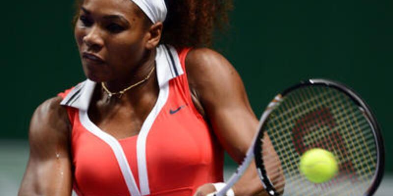 Serena Williams rakip tanımıyor