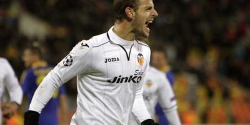 """Valencia'nın """"askeri"""" coştu"""