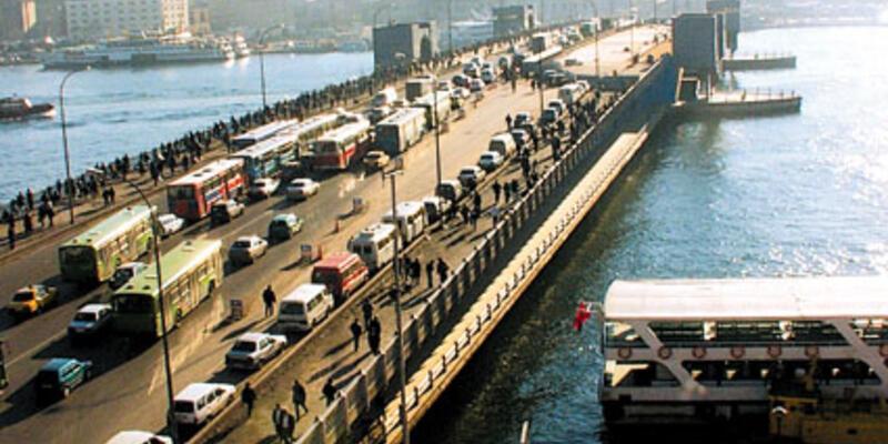 Yeni Galata Köprüsü 29 Ekim'de kapalı
