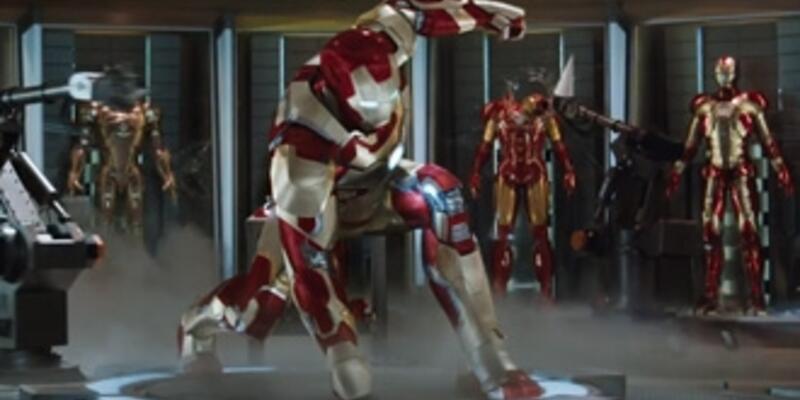 Iron Man 3'ün ilk trailer'ı ve teaser'ı yayınlandı
