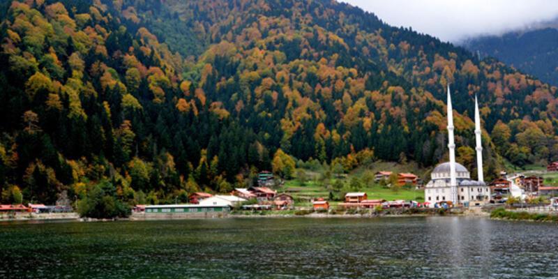 Sonbaharda Doğu Karadeniz...