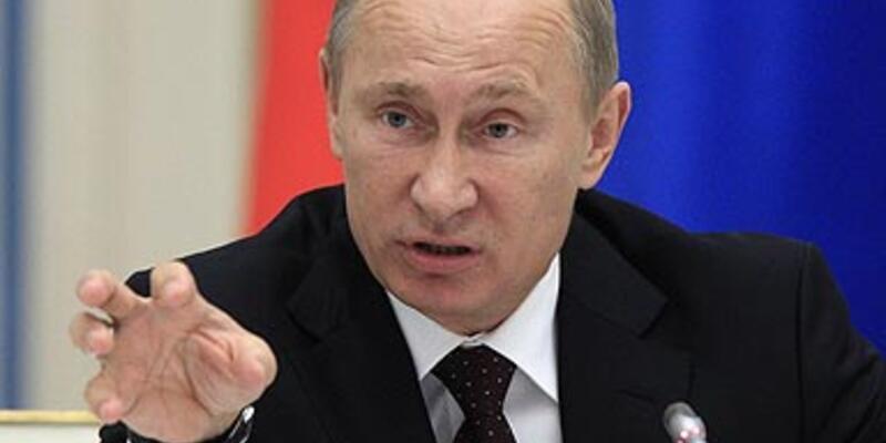 Putin Türkiye'ye sert çıktı