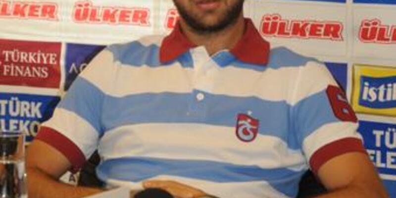 Trabzonspor'da Giray sevinci