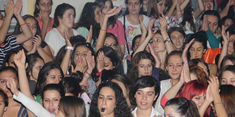 Ege Üniversitesi'nde öğrenciler ayaklandı