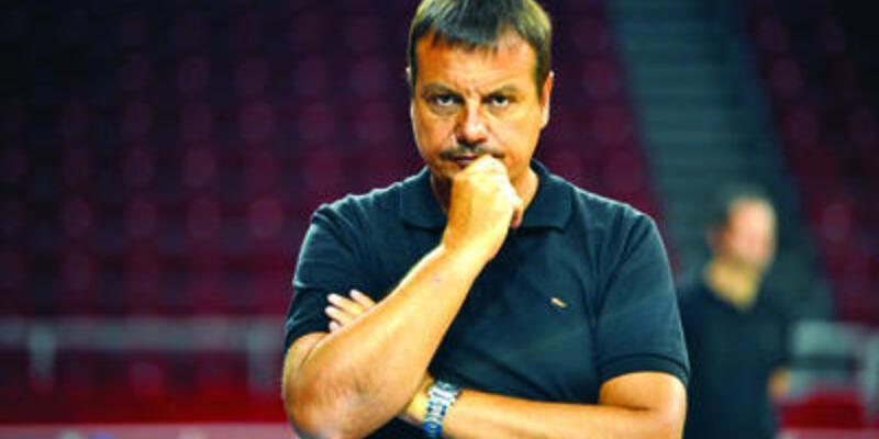 Ergin Ataman 3 kupa istiyor