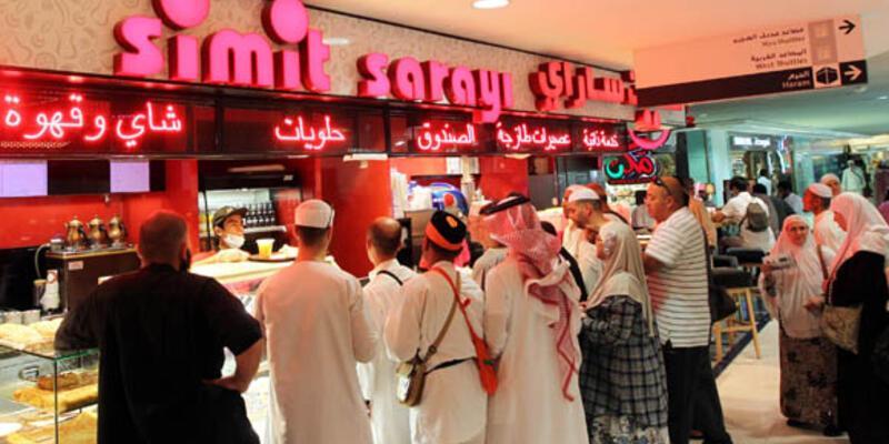 Türkiye'den Mekke'ye lezzet aktarımı