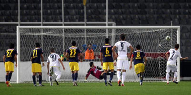 Ankaragücü'ne 5 gollü şok