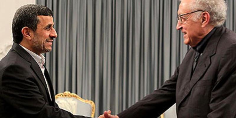 """BM Özel Temsilcisi İran'da """"Suriye""""yi konuştu"""