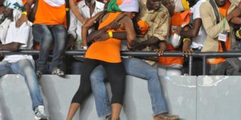 Senegal - Fildişi maçı tamamlanamadı