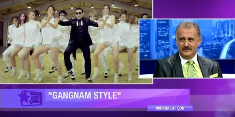 Faik Öztürk ve Pelin Öztekin'den Gangnam Style
