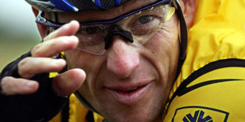 Armstrong'a destek yağıyor