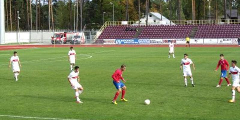 Sırbistan-Türkiye maçında 9 gol!