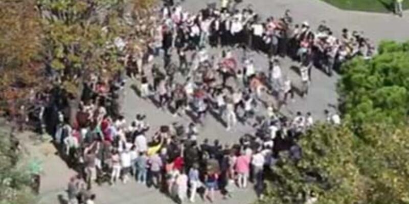 Simit Festivali'nde Gangnam Style sürprizi