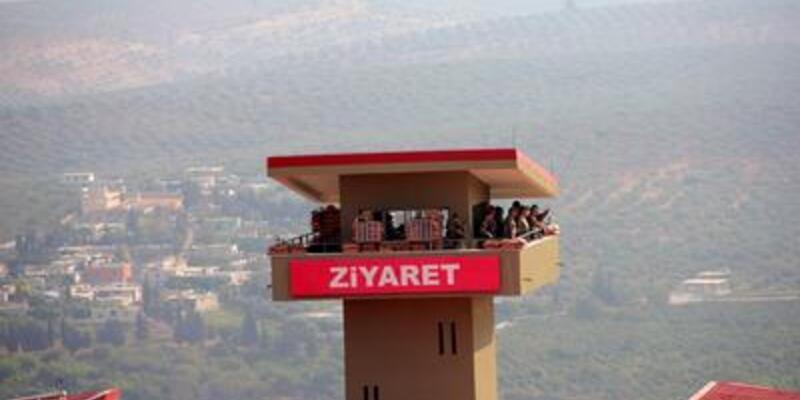 Suriye sınırına özel birlikler!