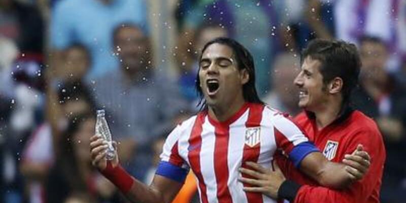 Atletico Madrid Falcao'nun eline bakıyor!