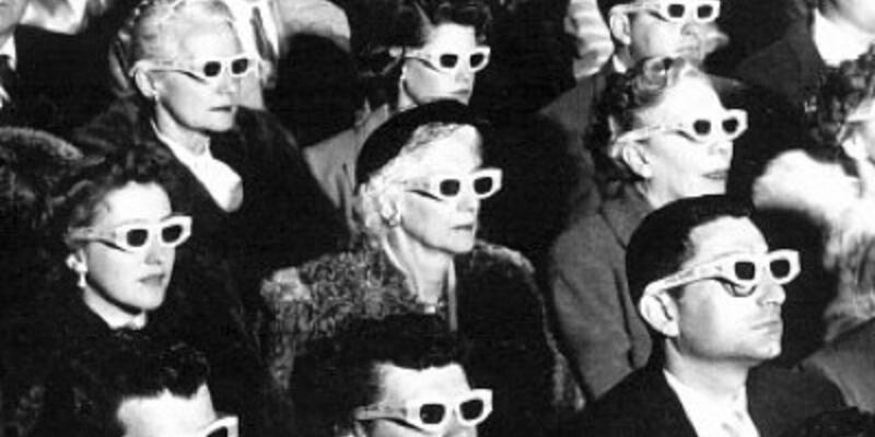 İzleyicilerin 5'te 1'inin gözleri 3D'yi algılamıyor!